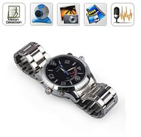 Latest Spy Wrist Watch Camera Hd