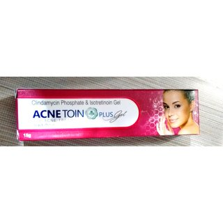 AcneToin Plus Gel For Acne ( Pack of 2)