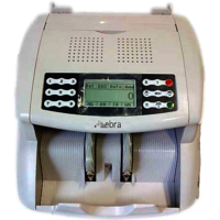 ZEBRA Currency Counting Machine WITH 100 % FAKE NOTE DETECTOR