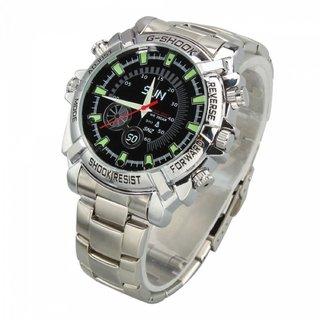 4GB Spy Wrist Watch Hd Night Vision Camera