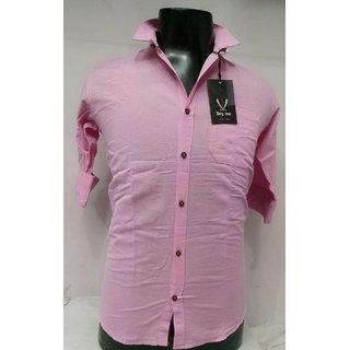 BuyMe Casualwear designer shirt (Pink)