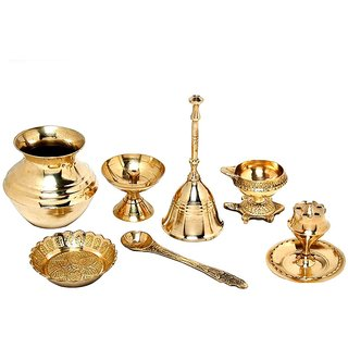 Haridwar Astro Set of  Seven Pooja Item