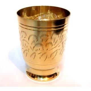 Haridwar Astro Brass  Water Glass 250 ML