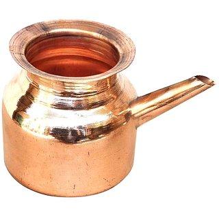 Haridwar Astro Copper Pooja Lota 3.5 inches