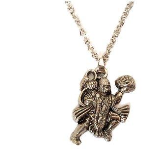 Haridwar Astro Bajranbali Locket with Chain