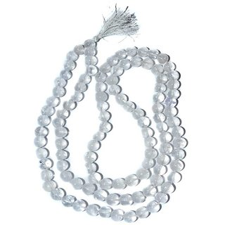 Haridwar Astro Original Sphatik Mala 108+1 Beads.