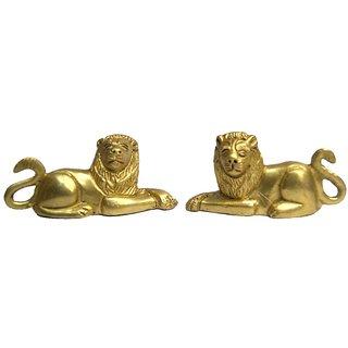 Haridwar Astro Lion/Sher Brass 1.5 inchs