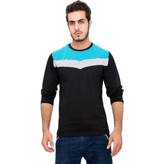 Crave Circle Men's Black T-Shirt