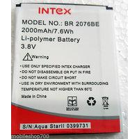 Premium Quality BATTERY for INTEX AQUA Y2 BR1564AX1500mAh
