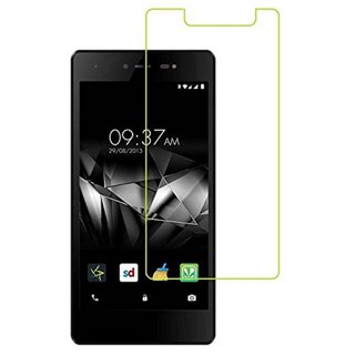 Tempered Glass Screen Protector for Micromax Canvas 5 E481