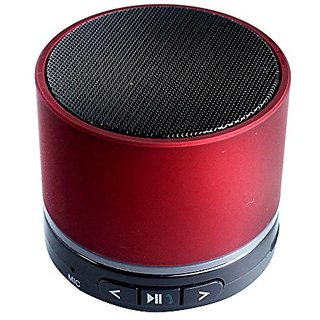Other Ons India Rechargeable Bluetooth Wireless Mini Stereo Speaker F Phone PC MP3 Wt TF Slot- Color varies