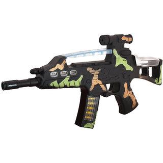 DealBindaas Power Real Action Toy Gun: Buy DealBindaas Power Real Action Toy Gun Online at best ...