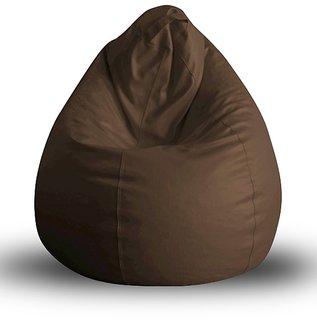 UK Bean Bags Classic Bean Bag Cover Brown Size L