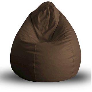 Uk Bean Bags Classic Bean Bag Cover Brown Size L Buy Uk