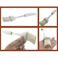 Kitchen Oval Pastry Brush Care And Use Instruction