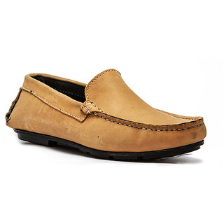 Mocc's Genuine Leather Loafers Shoes