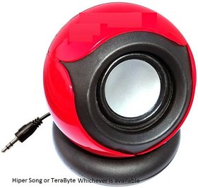 Hiper Song Mobile and Laptop Portable Rechargeable Mini Speaker