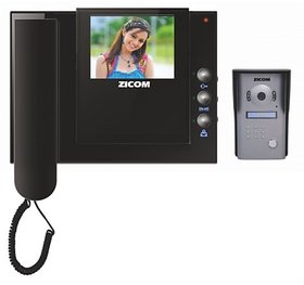 Zicom 13 cm (5) Video Door Phone Z.VD.CO.05HS.NA.TemperAlarm