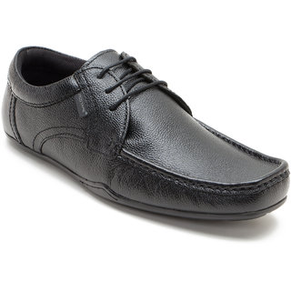 Red Tape Men'S Black Formal Shoes