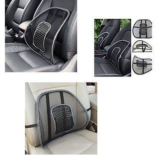 Car Back Seat Massage Chair Lumbaroft Comfy