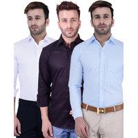 Lee Marc Men's Regular Fit Shirt