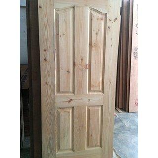 Buy Pine Wood Doors Online ₹7800 From Shopclues