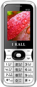 I Kall K12 Dual Sim - Red  Black