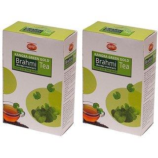 Brahmi Green Gold Green Tea - Pack of 2