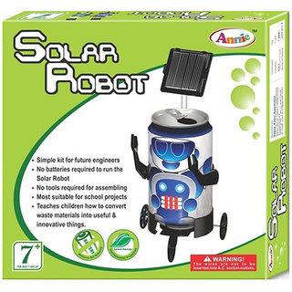 Annie Solar Robot , Multi Color