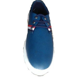 PBH blue sneakers