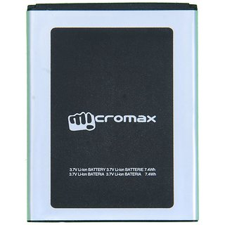 Li Ion Replacement Battery For MICROMAX  A25