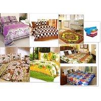 K Decor Big Home Furnishing Combo