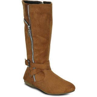 Kielz Women's Brown Boots