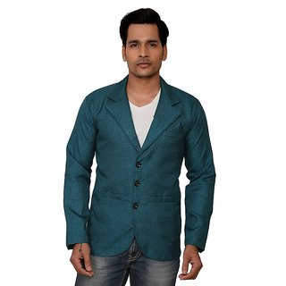 Trustedsnap Green party wear Coat