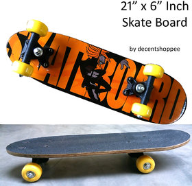 Mouse over image to zoom      Good-Quality-Wooden-Skate-Board-21-034-X-6-034     Good-Quality-Wooden-Skate-Board-21-034