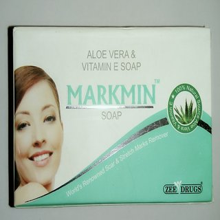 Markmin Aloevera soap For Removing Scars and stretch marks (pack of 5 pcs)