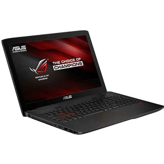 Asus ROG GL552VX DM212D  Core i7  6th Gen 6700HQ /8  GB DDR4/1 TB/15.6 FULL HD/DOS/4  GB NViDiA GTX950M   Black  Laptops