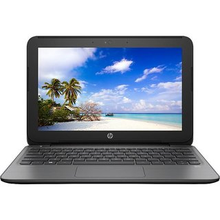 HP Pavilion S003TU Celeron Dual Core - (2 GB/500 GB HDD/DOS) W0H99PA Notebook  (11.6 inch, Black, 1.23 kg)