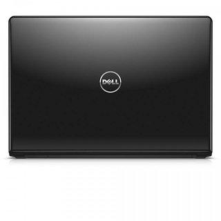 Dell Inspiron 15R 5558 (i3 4005U/2GB/500GB/Windows 8) Black Gloss