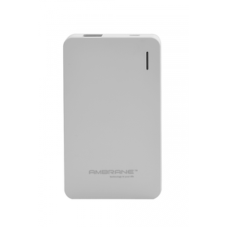 Ambrane PP-40 4000mAh Power Bank (White)