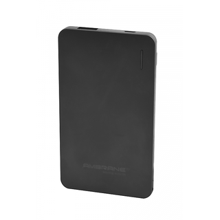 Ambrane PP-40 4000mAh Power Bank (Black)