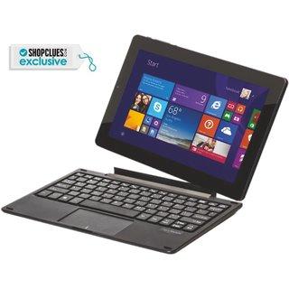 DATAMINI TWG10 2 in 1  Touchscreen  Quad Core/ 2 GB/32  GB/ Windows 10 Laptop Laptops