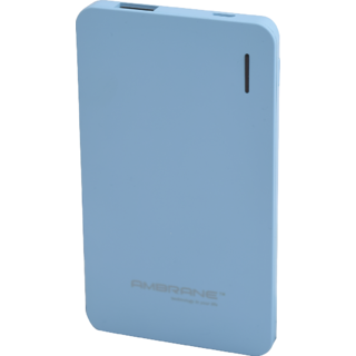 Ambrane PP-40 4000mAh Power Bank (Blue)