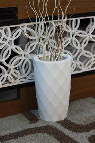 Plant Vase Pot in white colour