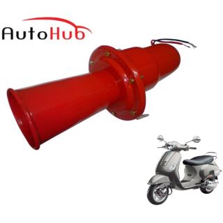 Auto Hub Bike Loud Hooter/Dog Horn For Vespa VXL 125