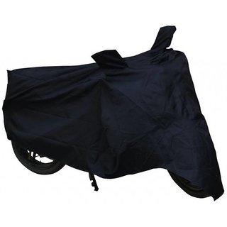 RWT Black Two Wheeler Cover  For Yamaha YBR 110