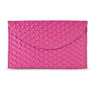 Adbeni Good Choice Pink Colored Sling Bags For Womens (SLINGPU-5-sml-PNK)