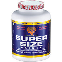 Super Size Gainer Ultimate Muscle Mass Fuel + FREE  ( SNT SHAKER ) - 3631598