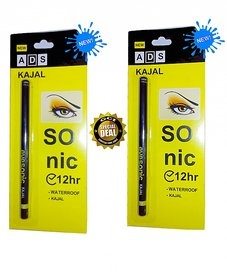 ADS Eye Care Soft Kajal (Pack of 2)
