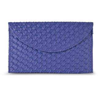 Adbeni Good Choice Blue Colored Sling Bags For Womens (SLINGPU-7-sml-BLU)